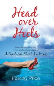 Head Over Heals Book Cover