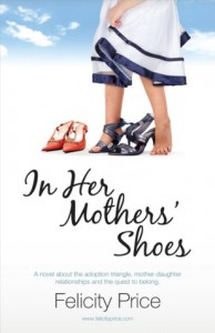 In Her Mothers Shoes Book Cover